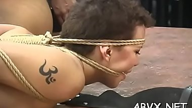 Hot honeys serious xxx bondage amateur scenes on cam