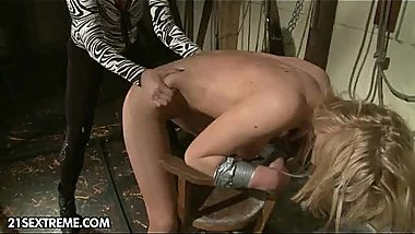 Spanked to Submission