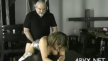 Hot females in avid xxx scenes of raw bondage extreme