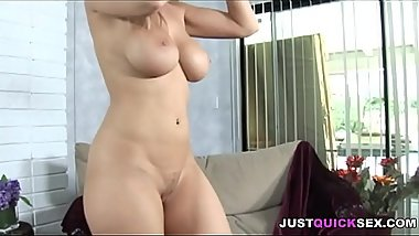 MILF loves to fuck hard with a big cock