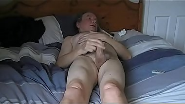 Jim Redgewell Masturbating.