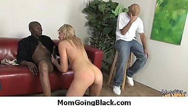 Mom Helps Daughter Fuck Black Cock 9